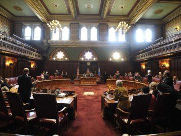 Connecticut senate